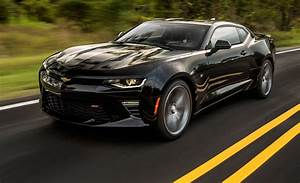 2016 Chevrolet Camaro Ss Manual First Drive