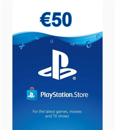 Skip to the beginning of the images gallery. €50 PSN Gift Card (Spain) | GiftChill.co.uk