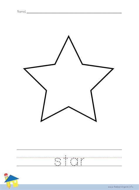 Star Worksheet Worksheets For All  Download And Share Worksheets  Free On Bonlacfoodscom