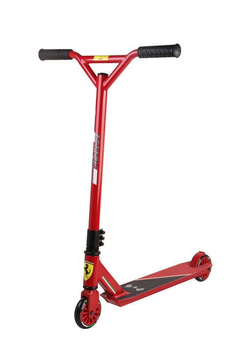Amazoncom  Ferrari 2wheel Scooter, Black Sports