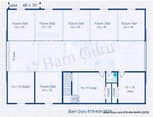 genius barn living floor plans my project barn plans with living quarters