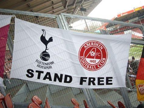 Tottenham / Aberdeen Fc Stand Free - Home | Facebook
