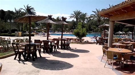 HOTEL EXAGON PARK ,CAN PICAFORT,MALLORCA - YouTube