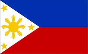Flag Of The Philippines Clip Art at Clker.com - vector ...  Philippine