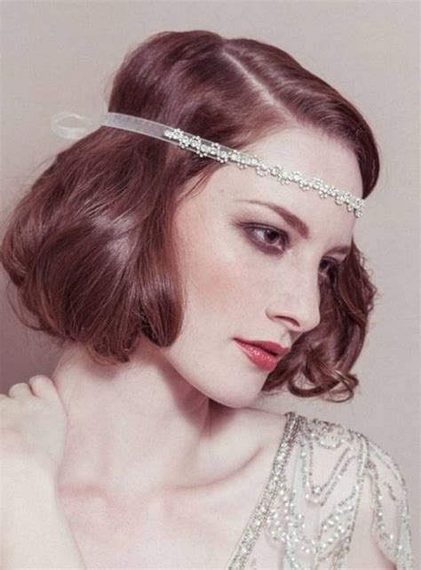 How To Do A 20s Hairstyle by 1000 Ideas About Flapper Hairstyles On 20s