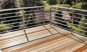 Bankirai Terrasse Pflegen : balkon mit bankirai ~ Frokenaadalensverden.com Haus und Dekorationen