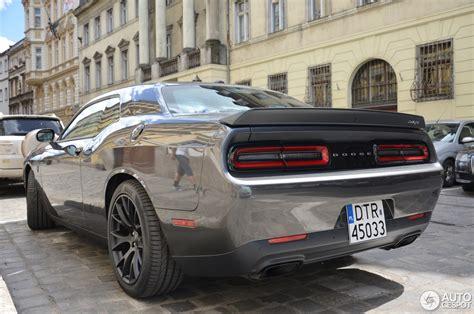 Dodge Challenger SRT 8 Hellcat   27 August 2015   Autogespot