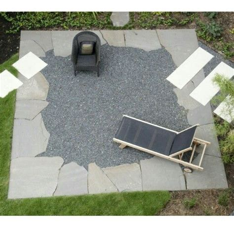25 beautiful gravel patio ideas on patio