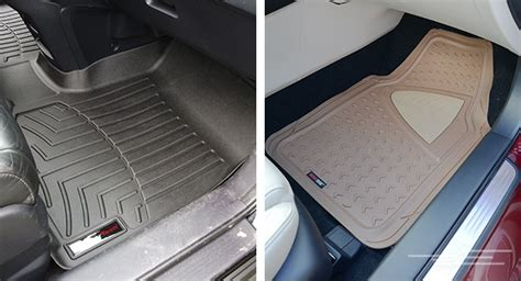 flooring your car the best car floor mats and liners the wirecutter