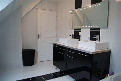 meuble cuisine dans salle de bain salle de bain notre nid d 39 amour