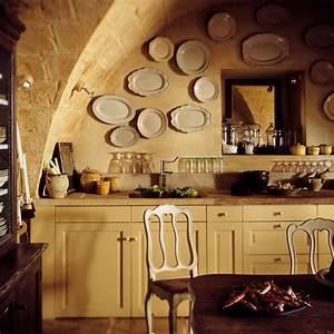 Cuisine Style Ancien : cuisine ancienne quand la cuisine rustique devient chic marie claire ~ Teatrodelosmanantiales.com Idées de Décoration