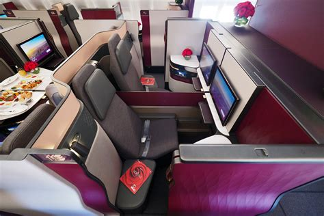 Video Tour: Qatar Airways' Brand-New Qsuite Business Class