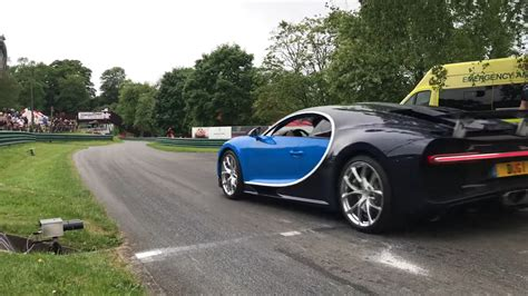 With all these bells and whistles, a chiron needs five months to be completed. This Bugatti Chiron's Hill Climb is Pure Turbo Spool | The ...