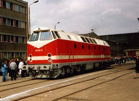 1 219  Baureihe 219  Dr 119 Fotos Bahnbilderde