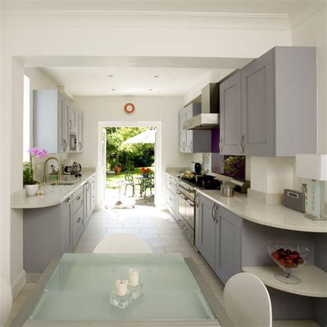 kitchen decorating ideas uk galley kitchen kitchen design decorating ideas ideal