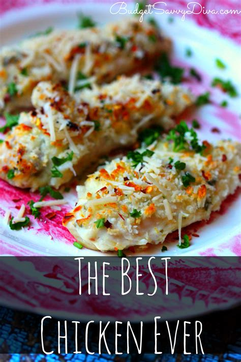 chicken recipe recipes ever baked food dinner parmesan sure dish done minutes diva savvy budget budgetsavvydiva pork favorite cooking delicious