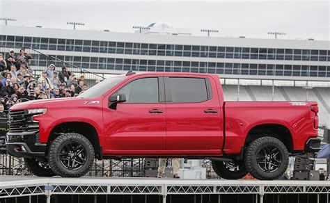2019 Chevy Silverado Promises To Be Gm's Nextcentury Truck