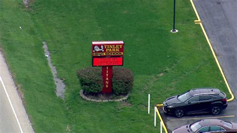 Lockdown lifted at Tinley Park High School after threat ...