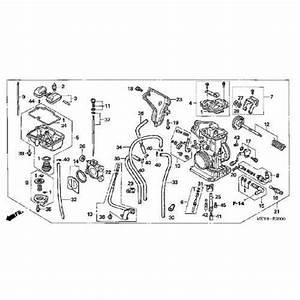 Honda Ruckus Carb Diagram