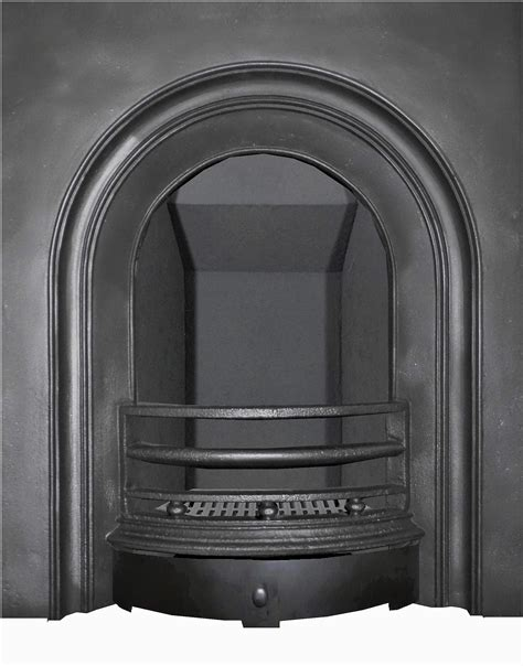 buy  antique edwardian circa  arched fireplace