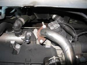Egr Valve Location On A 2011 Ford Transit