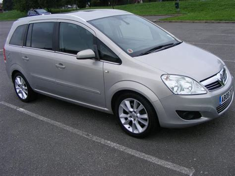 vauxhall zafira 2008 used vauxhall zafira for sale in london uk autopazar