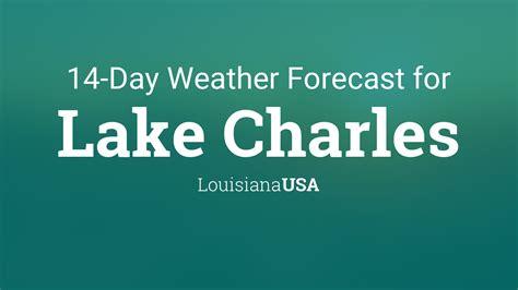 lake charles louisiana usa  day weather forecast