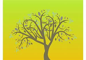 Simple Tree Vector - Download Free Vector Art, Stock ...