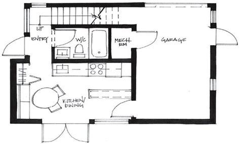 sq ft cottage plans  sq ft tiny house floor plans