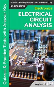 Read Electrical Circuit Analysis Multiple Choice Questions