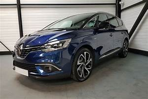 Achat Grand Scenic 4 7 Pl Intens Pack Bose Blue Dci 150