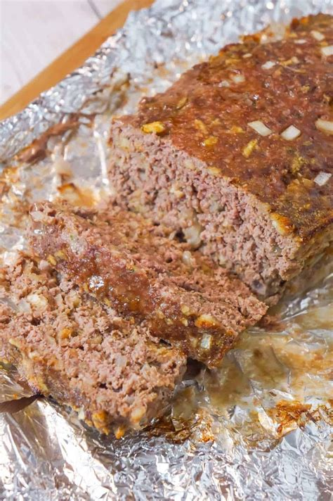 It was painfully simple and simply delicious. Meatloaf with Gravy is an easy 2 pound ground beef meatloaf recipe made with Sto... - Recipes ...