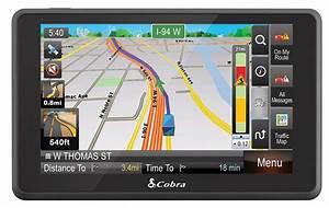 Cobra Electronics: 6500 PRO HD Navigation Systems & Truck ...