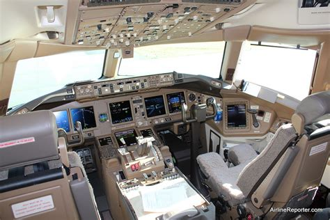 Boing 777 Interior by Checking Out Air New Zealand S New Interior On Their