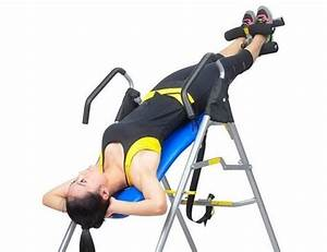 10 Best Inversion Table For Back Pain 2020