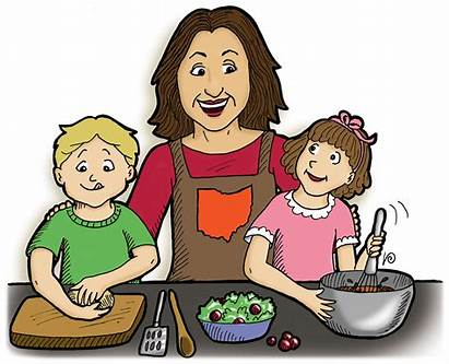 Clipart Cooking Help Kitchen