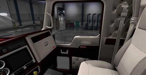 kenworth  lux interior   truck american truck