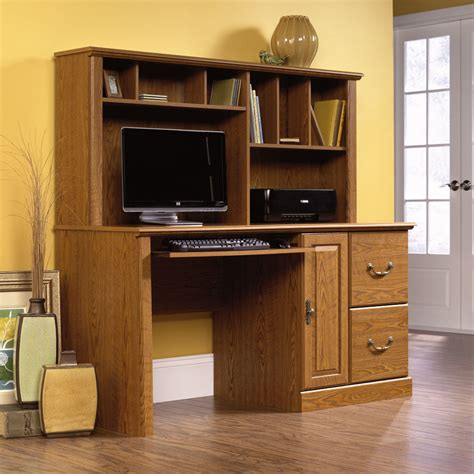 sauder computer desks on sale sauder orchard hills computer desk with hutch reviews