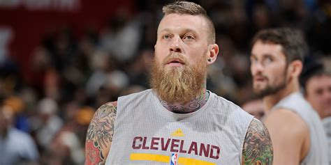 Report Cavaliers Trade Chris Andersen And Cash To Hornets