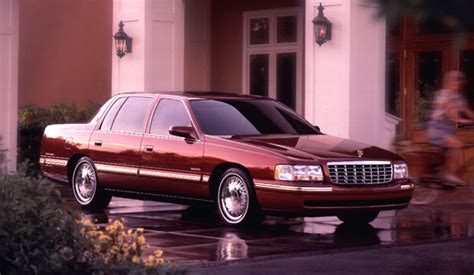 how does cars work 1997 cadillac deville electronic toll collection cadillac deville d elegance 1997