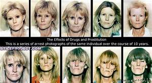 The effects of drugs and prostitution. Owned.lv