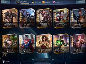 Everything You Need To Know About Injustice 2 On Android