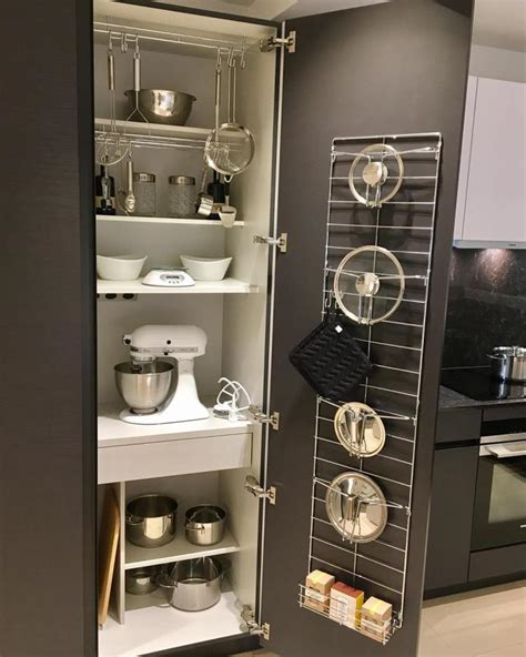 storage kitchen appliances solutions space unit centre cookware organising take