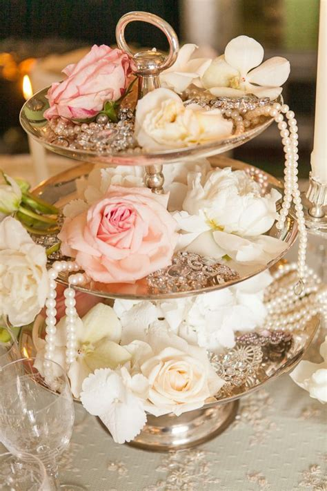 vintage victorian bridal shower ideas