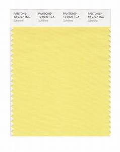 BUY Pantone Smart Swatch 12-0727 Sunshine