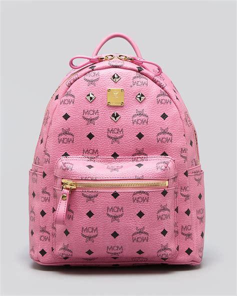 pillow top mattress mcm backpack stark small sprinkle stud bloomingdale 39 s