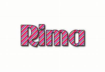 Rima Logos