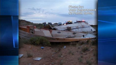 Boating Accident Lake Powell by Crash Victims Family Copes With Tragic Loss Ksl