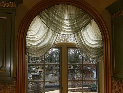 22 best arched window treatments images on