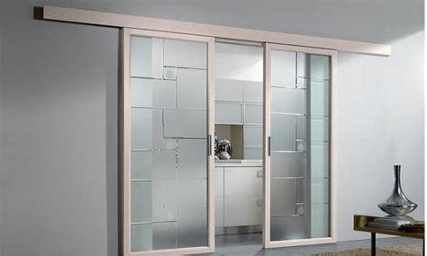 Porte a vetri scorrevoli per interni Porte per Interni